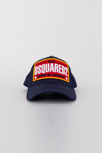Cappello Logo Dsquared