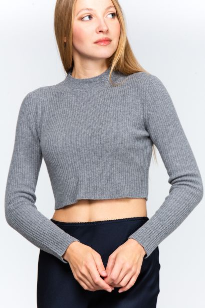 Crop Top Lanacachemire