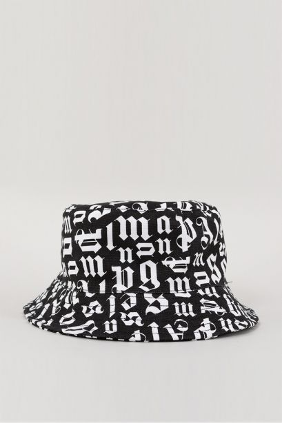 Cappello bucket monogram