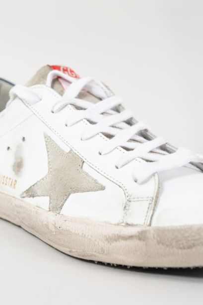 Superstar leather