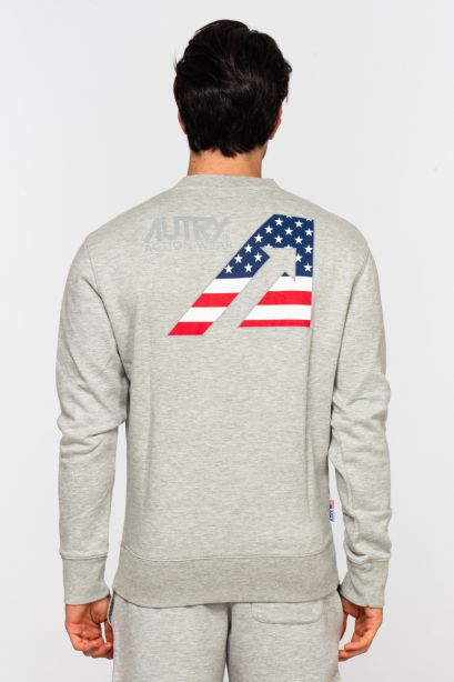 Autry sweatshirt logo a