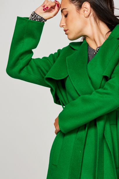 Cappotto double  trench