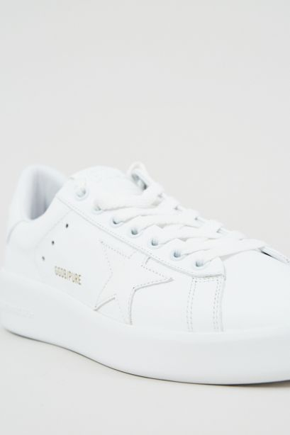 Purestar leather upper star and heel
