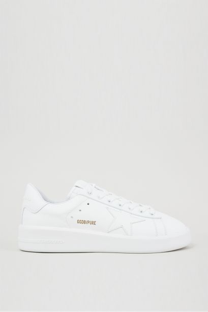 Purestar leather total white