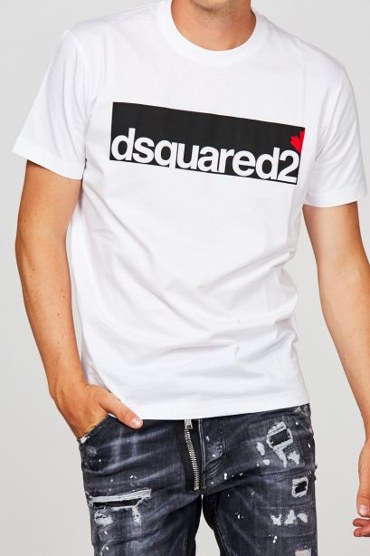 D2 tag cool tee