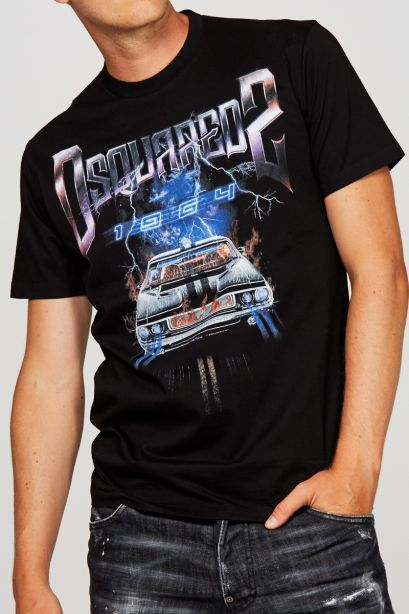 D2 space cool tee